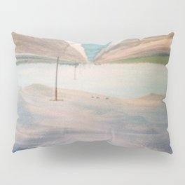 MM 205 . Sand Dunes x Country Road Pillow Sham