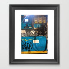 unlike Framed Art Print