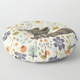 Free & Wild 2 Floor Pillow