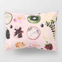 Fruit festival pattern Pillow Sham