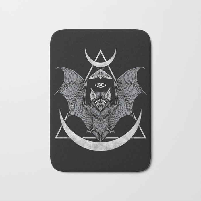 Occult Bat Badematte