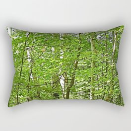 Birches Rectangular Pillow