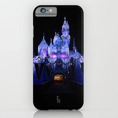 Sleeping Beauty's Winter Castle iPhone 6s Slim Case