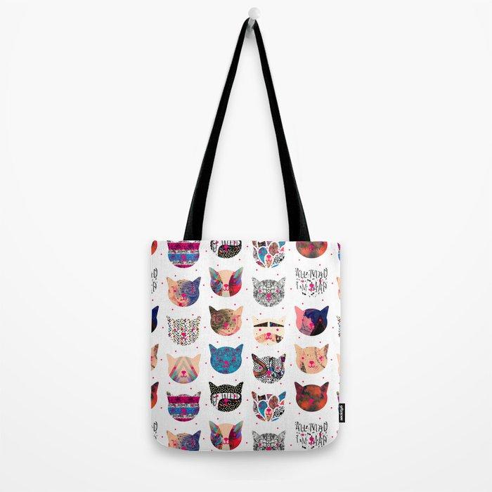 C.C. iii Tote Bag