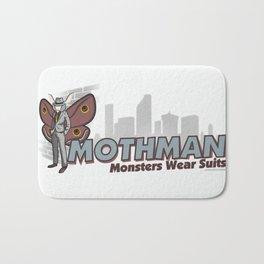 Mothman Noir Bath Mat