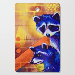 The masked one Cutting Board