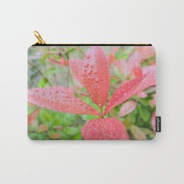 Fifth Month Photinia II Carry-All Pouch