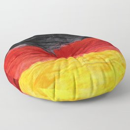 Old Germany#2 Floor Pillow