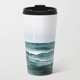 Turquoise Sea #2 Travel Mug