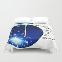 once upon a  time Duvet Covers featuring once upon a time  by grapeloverarts