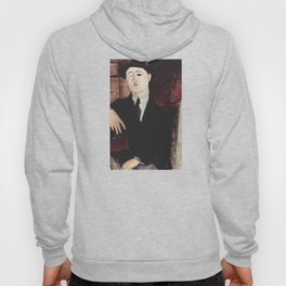 Paul Guillaume by Amedeo Modigliani Hoody