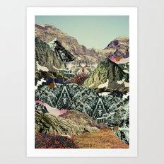 Whole New World Art Print