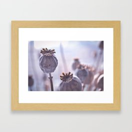 Heroin Framed Art Print