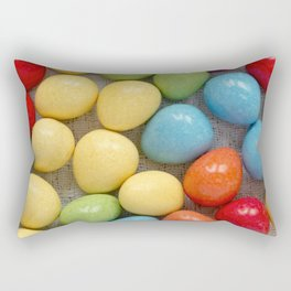 Easter Eggs I Rectangular Pillow