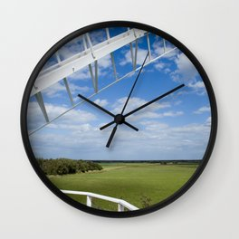 Horsey Windpump - Windmill Wall Clock
