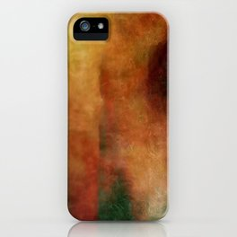 #4 ANGRY iPhone Case