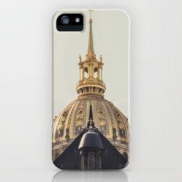 Utmost iPhone Case