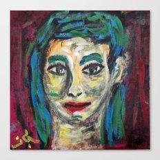 NANA BLEU  Canvas Print