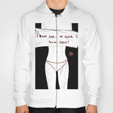 life or death Hoody