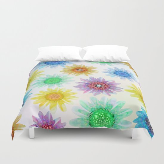 Miracles Happen Everyday Duvet Cover