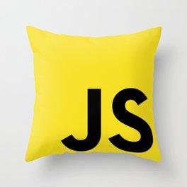 Javascript (JS) Throw Pillow