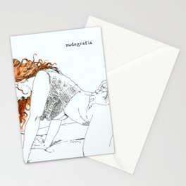 NUDEGRAFIA - 20 Stationery Cards