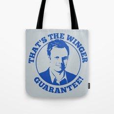 Winger Guarantee Tote Bag