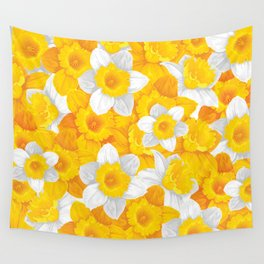 Spring in the air #13 Wall Tapestry