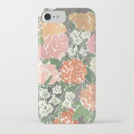 Dusty Rose iPhone Case