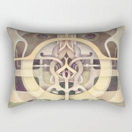 Composition III Rectangular Pillow