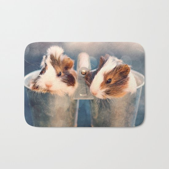 Double Delight Bath Mat