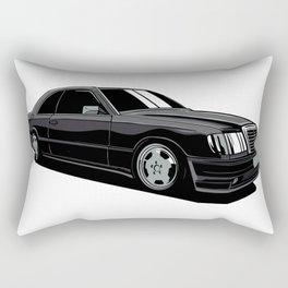 luxurious car  Rectangular Pillow