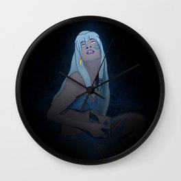 Look to the Light Wall Clock