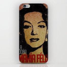 María Félix iPhone Skin