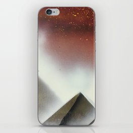 Just Pyramids iPhone Skin