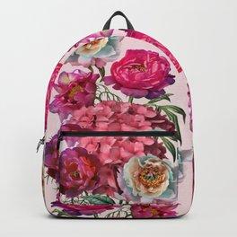 Flower garden V Backpack