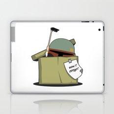 Boba Fett BOX Laptop & iPad Skin