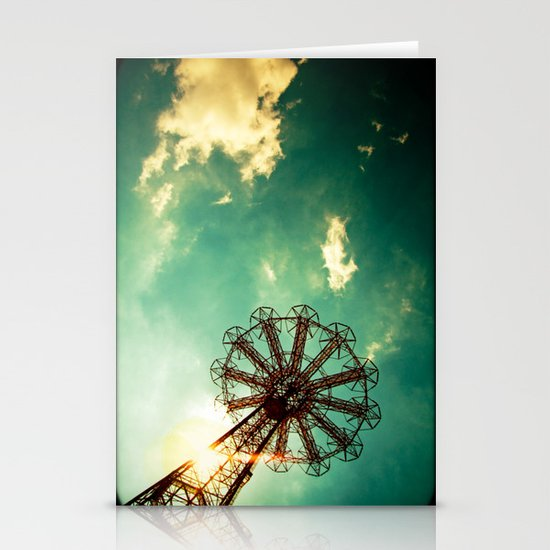 Catch The Wind Stationery Cards