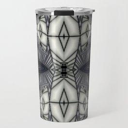 Black Rum & Diamonds Travel Mug