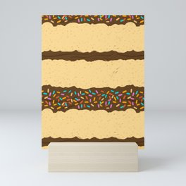 Cake Layers Mini Art Print
