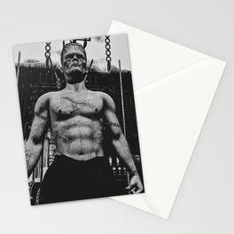 It's Alive Frankenstein Stationery Cards