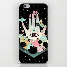 Mystery Garden iPhone & iPod Skin