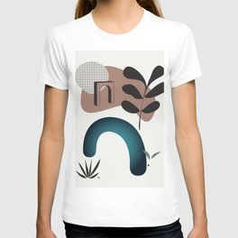 Shape study #8 - Synthesis Collection T-shirt