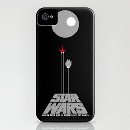 A New Hope III iPhone Case