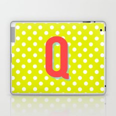 Q is for Quality Laptop & iPad Skin