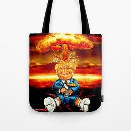Trump bomb Tote Bag