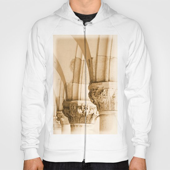Basilica Venice Arch detail Hoody