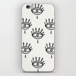 Aye eye iPhone Skin