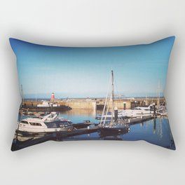 English harbour Rectangular Pillow