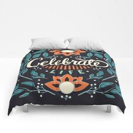 Celebrate Life Comforters